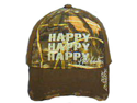 Duck Dynasty Happy Happy Happy Frayed Hat
