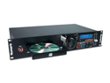 Numark MP103 2-Space Single CD & MP3 Player Single Tray Rack CD Player