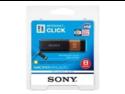 Sony Micro Vault Click 8 GB USB 2.0 Flash Drive with Virtual Expander USM8GL