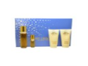 WHITE DIAMONDS by Elizabeth Taylor SET-EDT SPRAY 1.7 OZ & BODY LOTION 3.3 OZ & SHOWER GEL 3.3 OZ & EDT SPRAY .33 OZ MINI