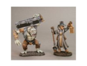 Dark Heaven Townsfolk VI Undertaker & Henchman RPR 2845