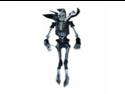 Blackest Night: Series 5: Black Lantern Deadman Action Figure