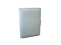Genuine Leather Case Cover for Amazon Kindle 3 (White)