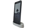 Crazyondigital Stylish Sync and Charging Dock Cradle Amazon Kindle 3 Kindle Keyboard. CrazyOnDigital Retail Package