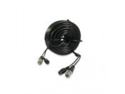 Zmodo W-VP1008 8M 25 feet Pre-Made Plug-n-Play Surveillance AWG-24 CCTV Video Power Cable Bare