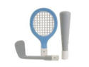 Wii Safe 3-1 Sports Pack Tennis Golf Baseball