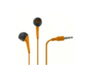 EMPIRE 3.5mm Orange Stereo Earbud Headphones for HTC Windows Phone 8S