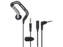 Audio Technica ATH-CP300 Sport Fit Earbuds - Black