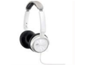 JVC HAS360W DJ Folding Headphone (White)