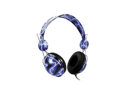 Exclusive Zenex EP5445 Graphic Collection Headphones- Blue Lighting By Zenex (New)