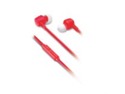 iLuv IEP324RED Jet Turbo Pro High-Performance Earphone - Red