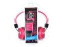 Monster High Printed Plush Headphones (35148)