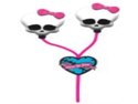 Monster High Skull Earbuds 11348