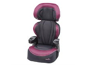 Evenflo Big Kid Lx High Back Booster Car Seat, Berry Blast