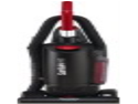"""Sanitaire SC5713B Commercial Quite Upright Bagged Vacuum Cleaner with Tools and 10 Amp Motor, 13"""" Cleaning Path"""