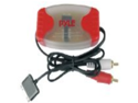 Pyle PLDN38RI iPod Direct To RCA Stereo Audio Ground Loop Isolator/Audio Line Driver