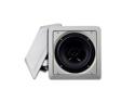 "Acoustic Audio LC265i 250W 6.5"" Home Theater In-Wall/Ceiling Surround Speaker"