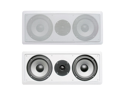 Acoustic Audio CS-IW26CC Center Channel Home Theater In-Wall Surround Speaker