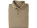 5.11 Tactical Shrink, Wrinkle, Fade Resistant Utility Polo 41180 Silver Tan XXL