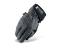 Mechanix Cold Weather Wind Resistant Gray & Black Work Gloves - MCW-WR - Small