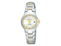 Pulsar Bracelet Date Silver Dial Women's watch #PXT905