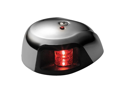 Attwood 3500 Series 2-Mile LED Red Sidelight - 12V - Stainless Steel Housing