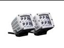 Rigid Industries M-Series - Dually D2 LED Pair - Wide
