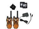 Motorola MO142 Talkabout 2 Way Radio Model Mt350R W/ 2 Frs/Gmrs Radios W/ Up