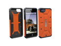 URBAN ARMOR GEAR - OUTLAND Case f/Apple iPhone 5 - Rust/Black