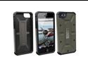 URBAN ARMOR GEAR - AVIATOR Case f/Apple iPhone 5 - Moss/Black