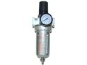 New Air Compressor FILTER PRESSURE REGULATOR Water Trap