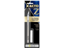 NEW X-ACTO #1 Precision Cutting Knife Z Series Blade - Hobby Craft Art XZ3601