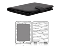 Bundle Monster 3in1 Kindle Touch Cover, Skin Decal, Screen Protector Combo-PA37