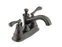 Delta 25712LF-RB Sentiment Centerset Bathroom Sink Faucet