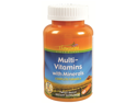 Multi Vitamins with Minerals - 60 - Tablet