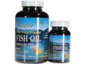 Very Finest Fish Oil Orange Bonus Pack - Carlson Laboratories - 120+30 - Softgel