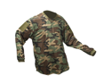 Valken Paintball Echo Jersey - Woodland - 4XL (limited availability)