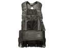 Valken Paintball V-Tac Echo Vest - Tactical Black - Small/Medium
