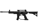 Spyder Stormer .50 Caliber Paintball Marker Gun - Black