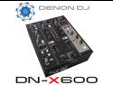 Denon DN-X600 2 Channel Digital DJ Mixer 2 Channel DJ Mixer