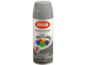Krylon 53551 Classic Gray Interior Exterior Decorator Paints