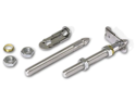 Moroso Performance 39010 Quick Release Hood Pin Set