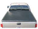 Rugged Liner FCF501 5.5' Premium Vinyl Folding Tonneau Cover