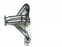 Hedman Hedders 68366 Street Rod HTC Stainless Steel Block Hugger Exhaust Header