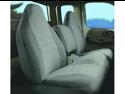 FIA OE32-18 GRAY OE Rear 40/60 Seat Cover Gray