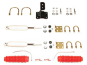 Rancho RS98510 Steering Stabilizer Dual Kit