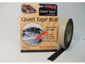 Hushmat 30300 Quiet Tape Shop Roll - (1) 1in x 20ft soft pliable foam tape roll