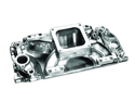 Professional Products 53032 BB Chevy Hurricane Manifold Polished EFI version