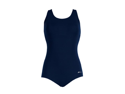 Ocean Conservative Solid Lap Suit Female Navy 22