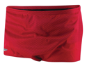 Speedo Solid Poly Mesh Brief Male Red 26